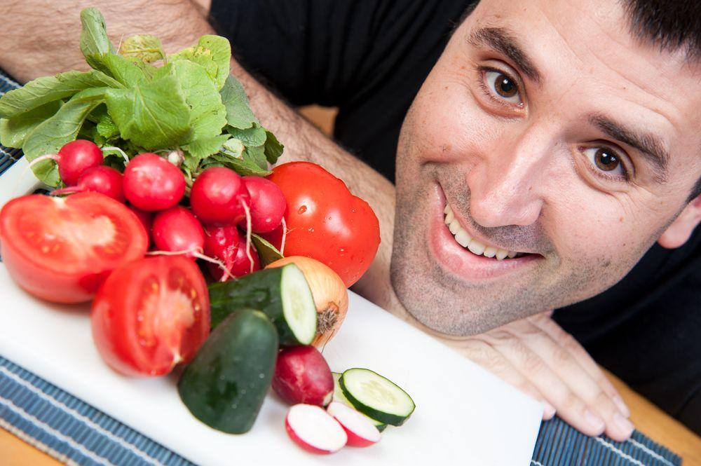 потенция и белковая диета