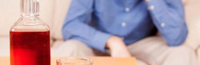 Влияние алкоголя на потенцию у мужчин