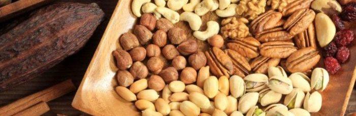 Какие орешки полезны для потенции мужчин