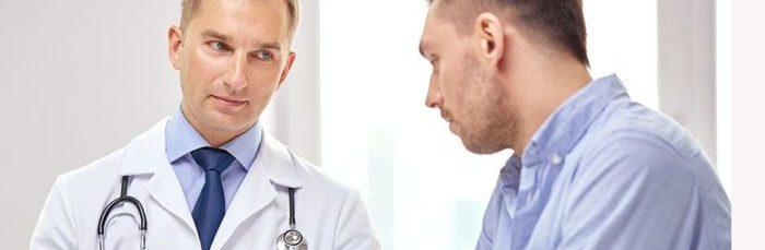 Какой врач лечит простату у мужчин?